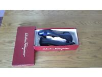 Salvatore Ferragamo ,very exclusive ladies shoes,absolute bargain.