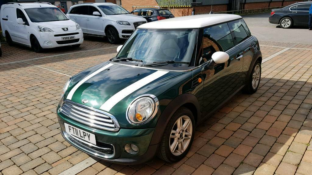 Mini Cooper D In Selby North Yorkshire Gumtree
