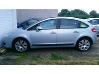2008 CITROEN C4 1.6HDI SEMI AUTO LOW MILES FULL MOT AND WARRANTY