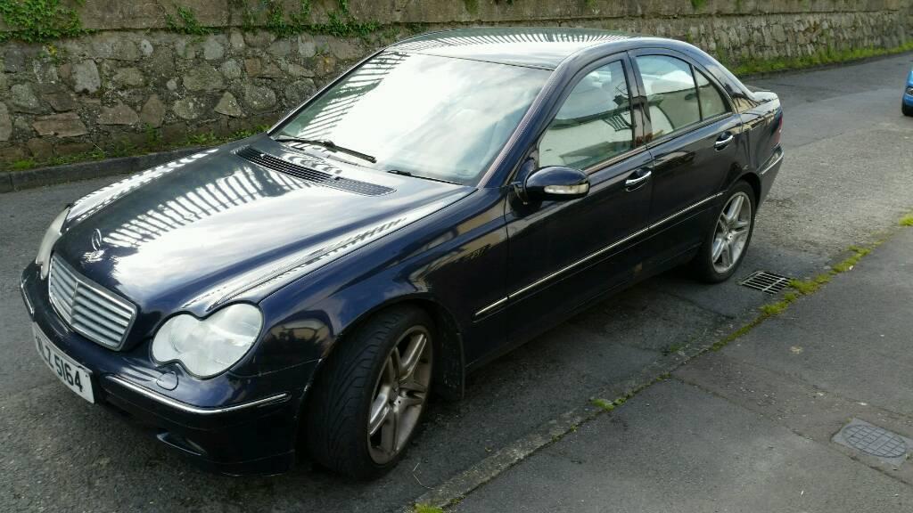 Mercedes 220cdi 2002 2 2 diesel | in Newry, County Down | Gumtree