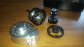 2 speed conversion kit for Hpi, king motor, rova n baja