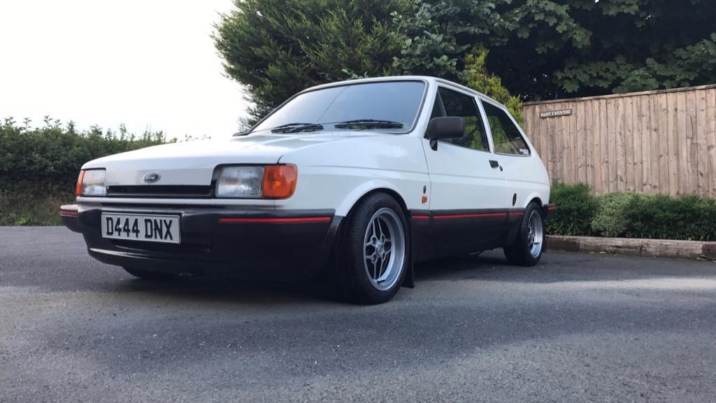 ford fiesta mk2 ghia in ammanford carmarthenshire gumtree. Black Bedroom Furniture Sets. Home Design Ideas