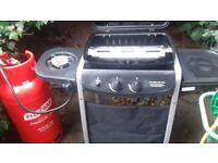 barbeque propane gas 2 burner