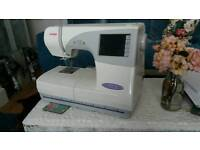 Janome sewing/embroidery machine