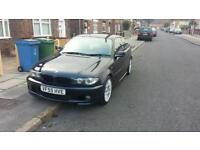 BMW 320cd Coupe M-Sport 2005