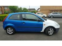 Ford fiesta flame 04 plate