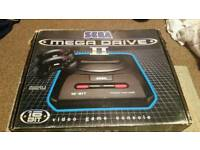 Sega megadrive boxed