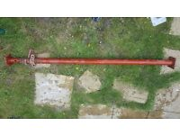 Size 2 Acrow Props 6.5' - 11' [2.0M-3.4M] Acrow Jack Prop Steel (Used), Three items available