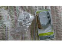 Baby socket covers-new