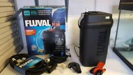 Fluval 406 aquarium canister filter