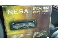 Nesa in car dvd player