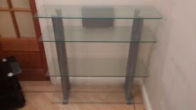 Glass Bookcase MUST GO TODAY ONLY £10 !!!!!!!