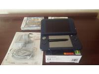 Nintendo 3DS XL Console - Blue Metallic