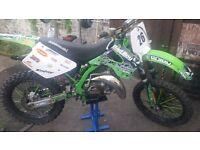 Swaps kx 125 1997