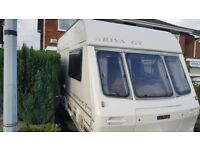 lunar ariva gt 2 berth tourer for sale.
