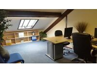 ALL INCLUSIVE OFFICE NOW AVAILABLE