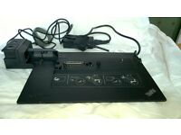 Lenovo ThinkPad – Docking Station 4336 Series 3 Port Replicator (including AC mains adapter)