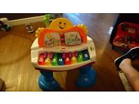 Fisher Price Electronic Piano