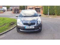08 TOYOTA YARIS, AUTOMATIC, 1.3 PETROL, 5 DOOR, FULL SERVICE HISTORY, GOOD CONDITION DRIVES PERFECT