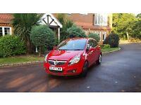 Vauxhall Corsa 1.2 sxi 2007 / 57 Petrol MOT EXP 22/07/2017