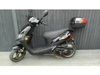 Branson 50cc full logbook startes and rides just need mot 250 ono