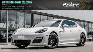 2011 Porsche Panamera 4 - 4.99% LEASE RATE!
