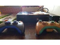 Xbox 360 250gb bundle very good condition