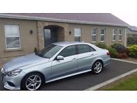 2014 Mercedes E250cdi amg sports. Finance available.