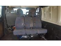Minibus seat