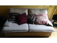 Sofa double and single