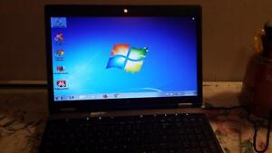 Used HP Probook 6550b Core i5 Laptop with HDMI and Webcam for Sale
