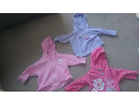 9-12 monts clothes for girl skirts, jeans t shirt , throusers from 40 pens or all 35 pound