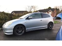 Honda Civic type R rep 1.4