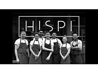 Kitchen Porter - Hispi Bistro - Didsbury Village