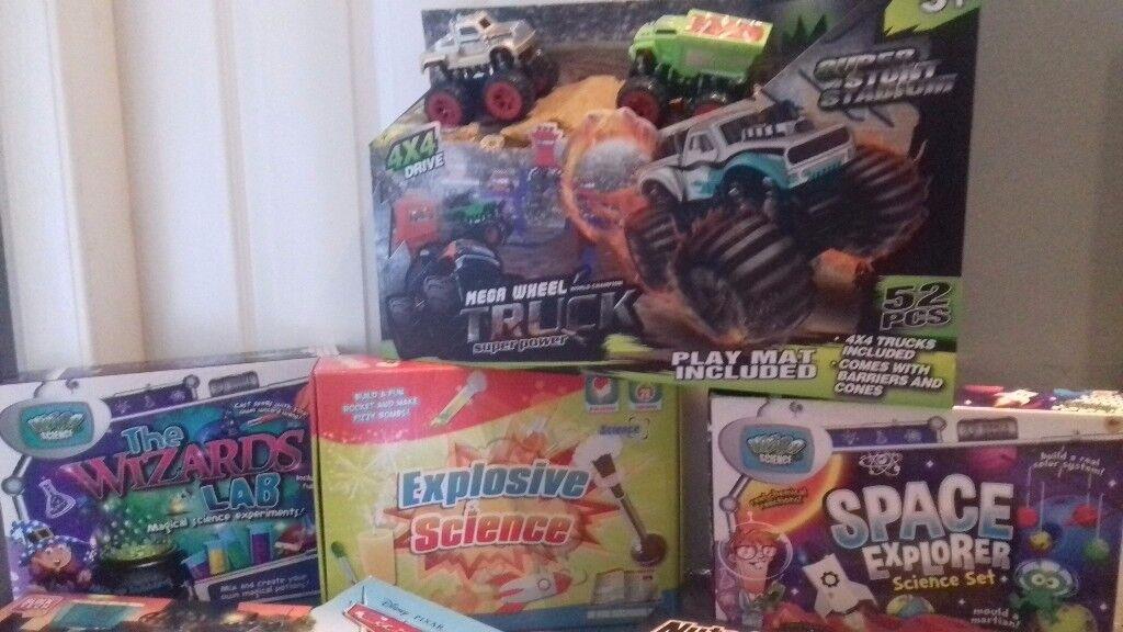 A boys toy bundle