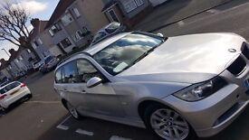 BMW 3 series 2 litre diesel Very economical family car