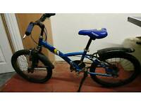 Mountain kids bike