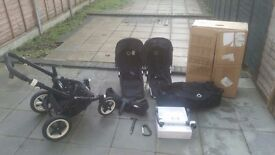 Bugaboo donkey with loads of extras
