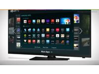 40 Samsung builtin Wifi tv with remote (ue40h5500)