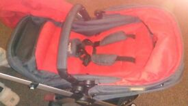 Mountain buggy pram