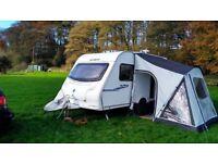 Sprite Alpine 2 birth LW Caravan and all kit needed