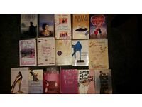 16 books - chick flick romance stories