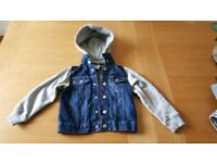 H&M Denim Jacket 4-5 years