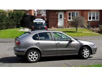 Seat Leon (not Bora, Audi, Volkswagen, Skoda)