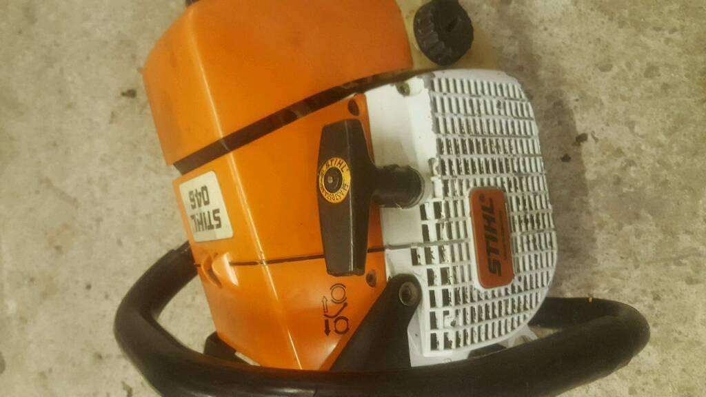 Stihl 046 chainsaw