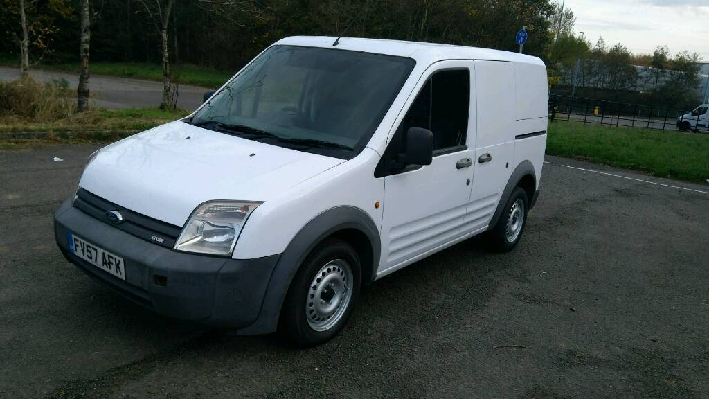 2007 Ford Transit 1.8 Tdci diesel superb condition with extra seat