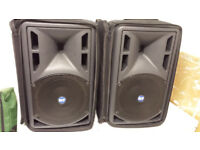 RCF ART 310a Professional PA Speakers