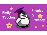 Private Phonics and Literacy Tutoring