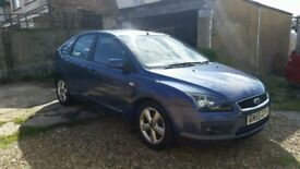 2005 ford focus zetec climate 1.6 hpi clear good condition80564
