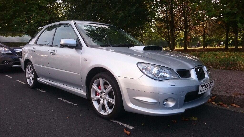 Subaru impreza wrx 2.5 turbo 4x4